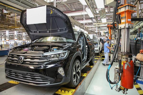 Mercado automotivo supera 100 mil emplacamentos em junho